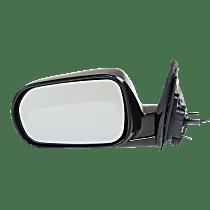 Mirror - Driver Side, Power, Folding, Paintable, For US Built Sedan