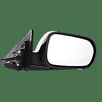 Mirror - Passenger Side, Power, Folding, Paintable, For US Built Sedan