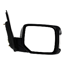 Mirror - Passenger Side, Power, Heated, Paintable, With Turn Signal, and Memory