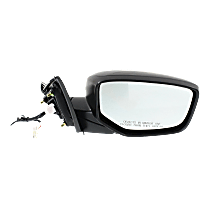 Mirror - Passenger Side, Power, Paintable, Sedan Models Without Camera