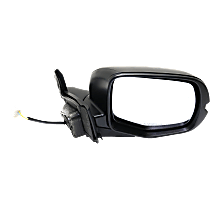 Mirror - Passenger Side, Power, Paintable, For Front Wheel Drive Models