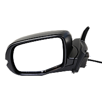 Mirror - Driver Side, Power, Heated, Paintable, For All Wheel Drive