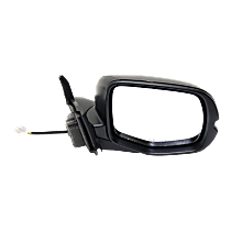 Mirror - Passenger Side, Power, Heated, Paintable, For All Wheel Drive