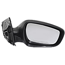 Mirror - Passenger Side, Power, Paintable, With Turn Signal