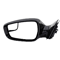 Mirror - Driver Side, Power, Heated, Paintable, With Blind Spot Glass, Models With Panoramic Roof