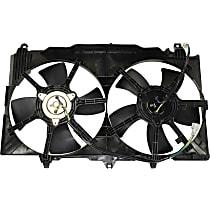 OE Replacement Radiator Fan - 2-Door Coupe