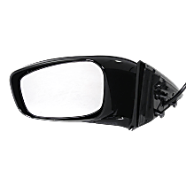 Mirror Non-Heated Without Memory - Driver Side, Paintable, Sedan