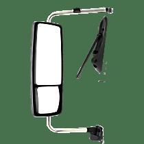 Mirror Heated - Driver Side, Power Glass, Chrome