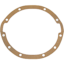 Oil Pan Gasket - Paper, Direct Fit, Sold individually