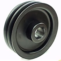 Crown J0646698 Crankshaft Pulley - Direct Fit, Sold individually