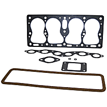J0802030 Engine Gasket Set - Cylinder head, Direct Fit, Set
