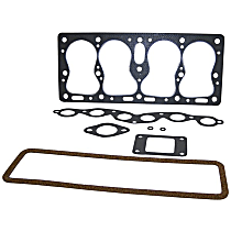 Crown J0802030 Engine Gasket Set - Cylinder head, Direct Fit, Set