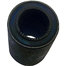 Crown J0930525 Leaf Spring Bushing - Black, Metal and Rubber, Direct Fit, Sold individually