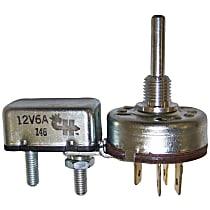 J0989940 Wiper Switch - Direct Fit