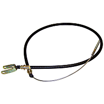 Crown J0992533 Clutch Cable - Direct Fit, Sold individually