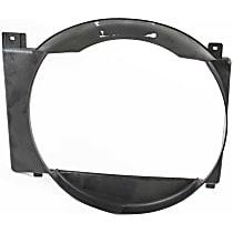 Fan Shroud, Fits Radiator Fan - 4.0L Engine w/Mechanical Fan