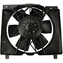 OE Replacement Radiator Fan - 6 Fan Blades, 6 Cyl. Engine