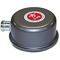 J3174215 Oil Filler Cap - Gray, Metal, Direct Fit, Kit