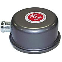 Crown J3174215 Oil Filler Cap - Gray, Metal, Direct Fit, Kit