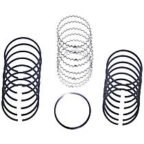 Crown J3208067 Piston Ring Set - Direct Fit, Kit