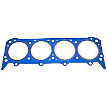 Crown J3227352 Cylinder Head Gasket - Direct Fit, Sold individually