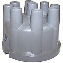 Crown J3230757 Distributor Cap - Gray, Direct Fit, Sold individually