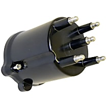 Crown J3234451 Distributor Cap - Gray, Direct Fit, Sold individually