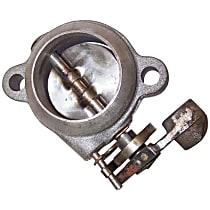 J3238998 Exhaust Damper - Direct Fit