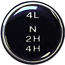 Crown J3241430 Shift Knob Adapter - Direct Fit