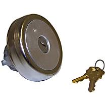 J5350828 Gas Cap - Black, Locking, Direct Fit, Sold individually