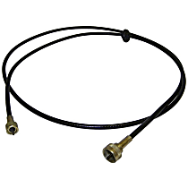 Crown J5353092 Speedometer Cable - Direct Fit