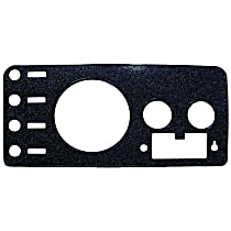 Crown J5457117 Dash Panel - Black, Direct Fit