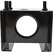 J5461361 Spare Tire Carrier - Black, Steel, Direct Fit, Sold individually