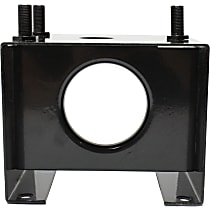Crown J5461361 Spare Tire Carrier - Black, Steel, Direct Fit, Sold individually
