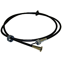 Crown J5751959 Speedometer Cable - Direct Fit, Sold individually