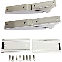 Tailgate Hinge - Direct Fit, Set of 2