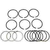 Crown J8121683 Piston Ring Set - Direct Fit, Set of 6