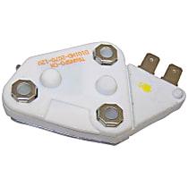 J8125176 Voltage Regulator - Direct Fit, Sold individually