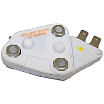Crown J8125176 Voltage Regulator - Direct Fit, Sold individually
