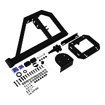Spare Tire Carrier - Sold individually
