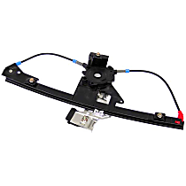 50513 Window Regulator without Motor (Electric) - Replaces OE Number 1H4-839-461 A