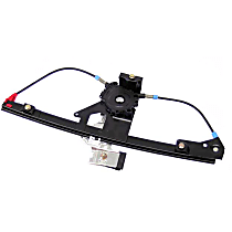 50514 Window Regulator without Motor (Electric) - Replaces OE Number 1H4-839-462 A