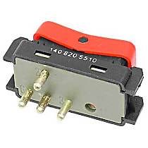 50953 Hazard Flasher Switch - Replaces OE Number 140-820-55-10