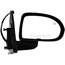 Mirror - Passenger Side, Power, Heated, Folding, Paintable, Type 1