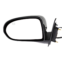 Mirror - Driver Side, Power, Heated, Folding, Paintable, Type 2