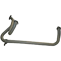 JP Group Dansk 1120401200 Exhaust Header Pipe - Replaces OE Number 025-251-172 P