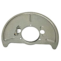 1164200380 Brake Disc Backing Plate - Replaces OE Number 251-407-340 A