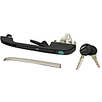 Outside Door Handle - Replaces OE Number 813-837-206 C