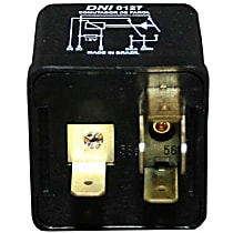 Headlight Relay (High/Low Beam Relay) - Replaces OE Number 111-941-583
