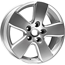 Jante ALY02363U20N Wheel, Aluminum, Silver, 20 in. x 8 in., Sold Individually
